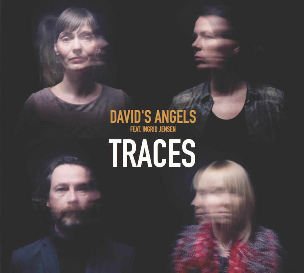 David's Angels press traces album
